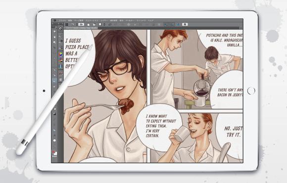 CLIP STUDIO PAINT EX for iPad