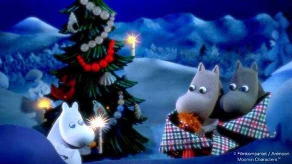 「クリスマスさん」がそろそろやってきますね♪