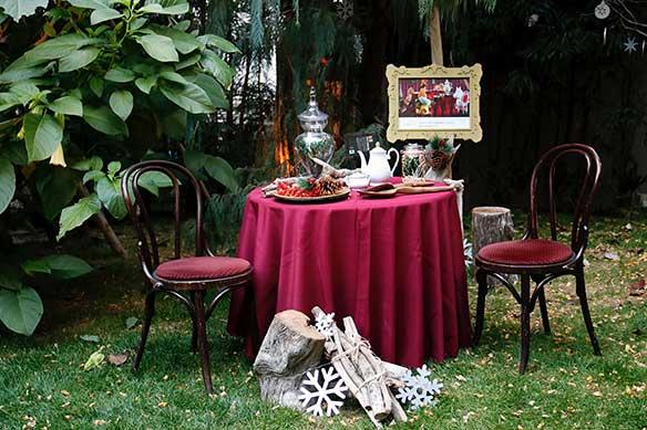 「代々木VILLAGE Winter Wonder Garden」とムーミン映画が夢のコラボ