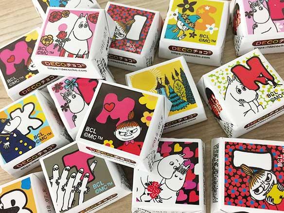 「ムーミンチロルチョコ販売イベント」再開催!