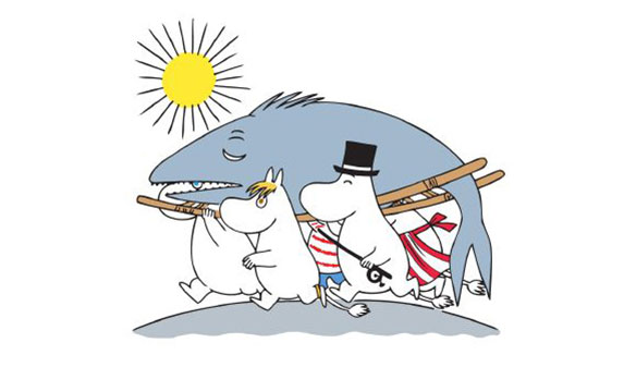 ブログ更新「巨大魚マメルクとヘムレンさん」